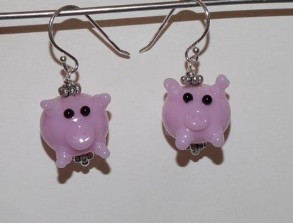 Øreringe - grise