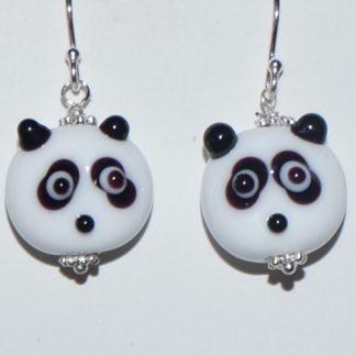 Øreringe - Panda
