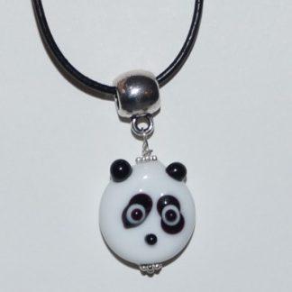 Halskæde - Panda